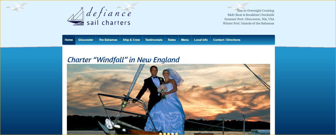 Defiance Sail Charters